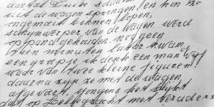 Waarvan twee kleine figuren … Oom Dirk over het verraad van Anne Frank