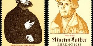 Luther in de DDR ~ Van reformator tot revolutionair