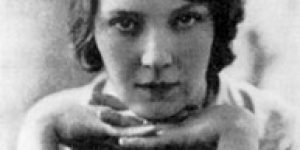 Jean Rhys  en Ed. de Néve - Een dubbelportret
