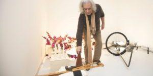 Machteld Leij ~ Joseph Sassoon Semah in Museum De Domijnen