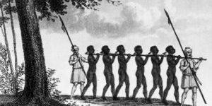 NOS ~ Witte handel in zwarte mensen