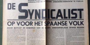 B. Traven - Brief aan de Spaanse arbeiders