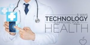 Karen Reed ~ Eigth Ways Technology Is Improving Your Health