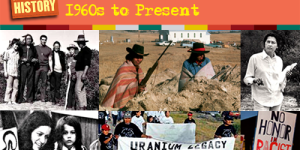 Native American Activism: 1960s To Today
