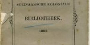 Amsterdamse uitgevers en de Surinaamse Bibliotheek