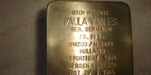 November 2018 ~ Stolperstein Paula Bermann