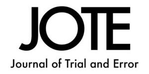 JOTE ~ The Journal Of Trial And Error