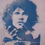 Jim Morrison (Graffiti Rosario)